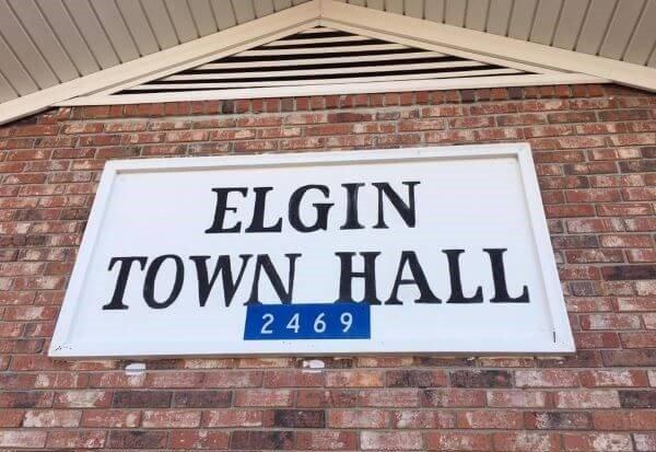 Elgin Town Hall
