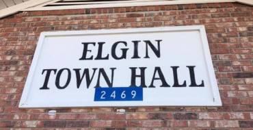 Elgin Town Hall Re-Opening Procedures