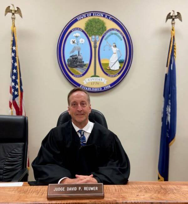 municipal court , judge reuwer