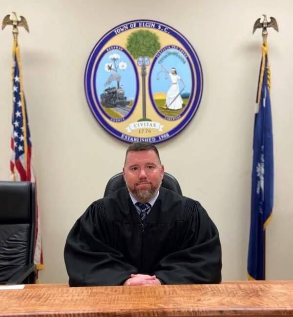 municipal court , judge morgan