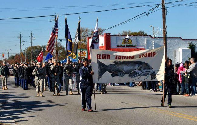 catfish stomp festival and parade