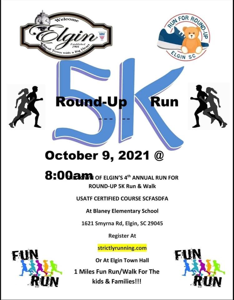 Elgin Run for Roundup 2021